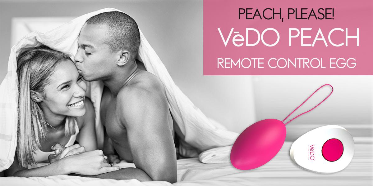 Vedo-Peach-vibrator